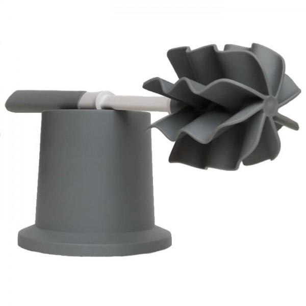 Sauba Borstenlose Toilettenbürste LOOWY Set