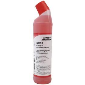 750 ml  - Schräghalsflasche