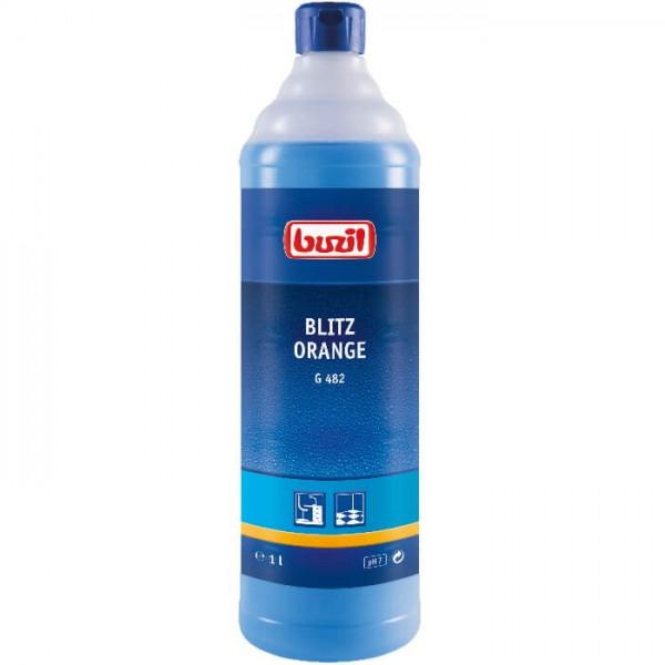 Buzil Blitz Orange G482 1l Reinigungsmittel