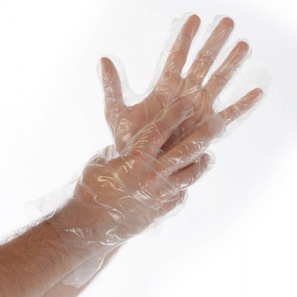 """Hygonorm MDPE-Handschuhe """"Polyclassic Superstrong"""" in L"""