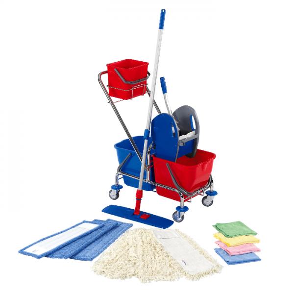 Floorstar FCKL40 Floorstar Cleaning Kit L 40cm SOLID