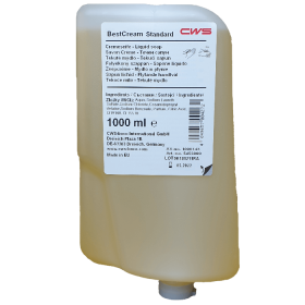CWS BestCream Standard Seifencreme 1l