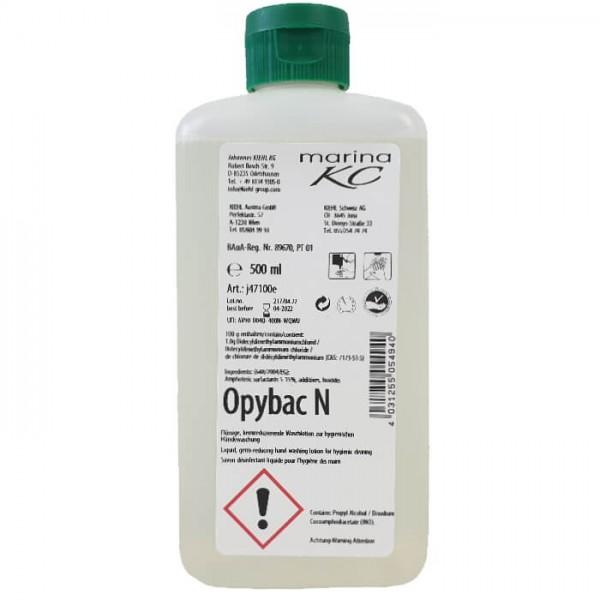 Kiehl Opybac N keimreduzierende Waschlotion 500 ml