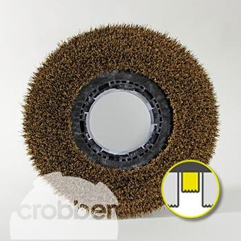 """Crobber Polierbürste 20""""   P2000"""