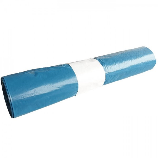 Müllsack 120l Blau Typ 60