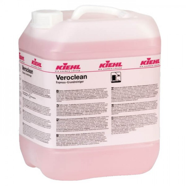 Kiehl Veroclean Express-Grundreiniger j150710 clendo shop luca reiniger reinigung verscgmutzungen flecken entferner