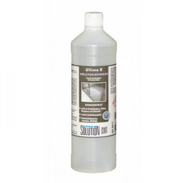 solution glöckner ultima r konzentrat edelstahlreinigung edelstahlreiniger reiniger clendo shop 0201
