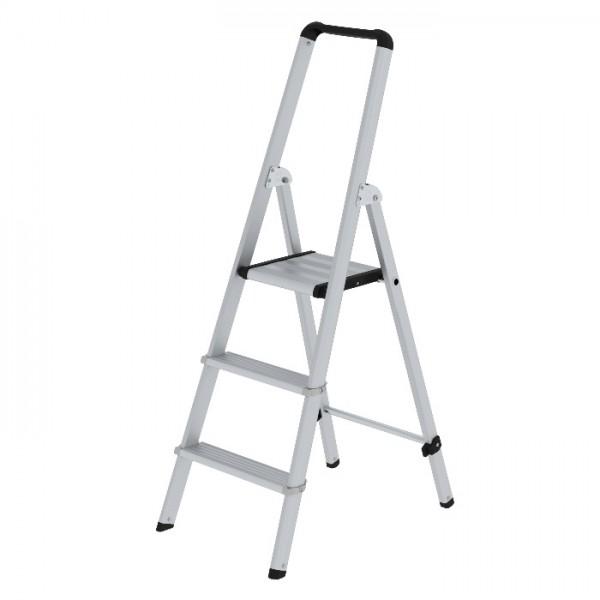 Günzburger Steigtechnik ML Stufen-Stehleiter einseitig begehbar