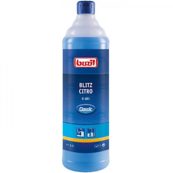 Buzil Blitz Citro G481 1l Reinigungsmittel