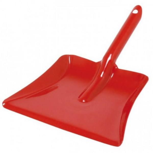 Sorex Kehrschaufel Metall Standard Rot