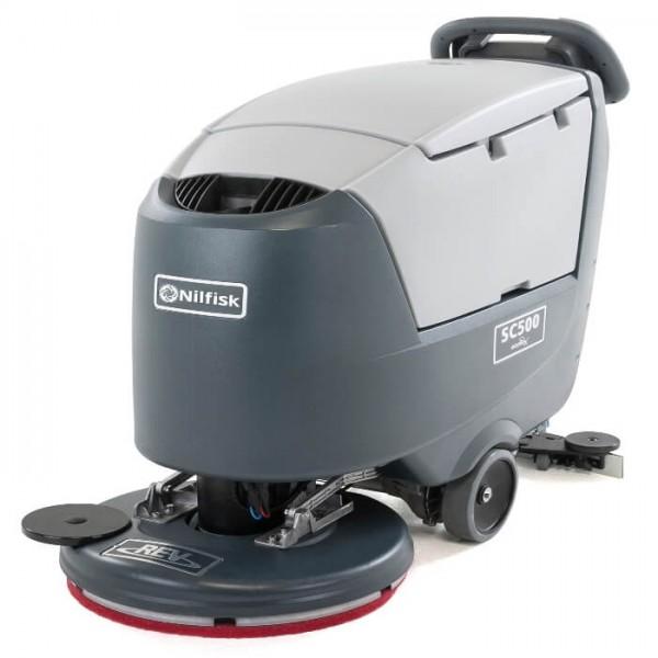 Nilfisk BA 751 C Reinigungsmaschine schnell böden reinigen saugen kehren leise  9087246020