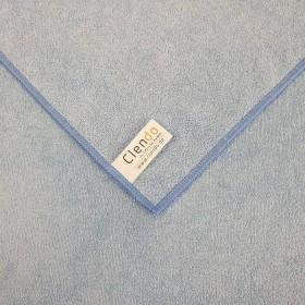 Clendo Microfasertuch Pro Blau Microfasertücher