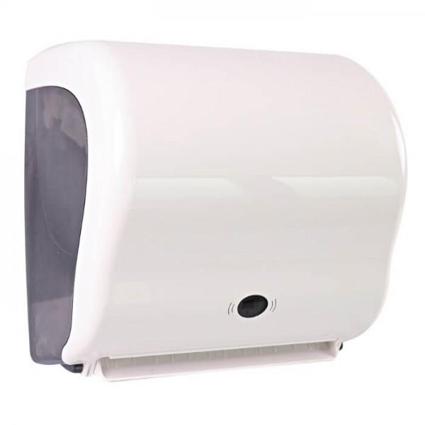 HygoClean Handtuchspender Sensor Touchless   Kunststoff Weiß