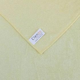 Clendo Microfasertuch Pro Gelb Microfasertücher