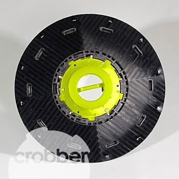 "Crobber Set Igel-Treibteller 17"" | Y1705 | Gesamtpaket"
