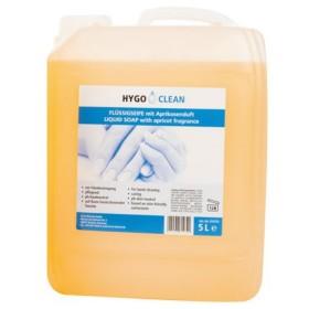 HygoClean Flüssigseife Apricot 5l