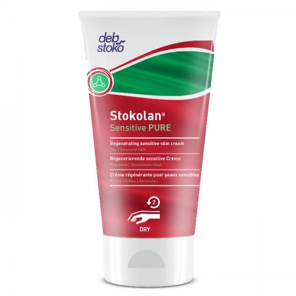 deb Stoko Stokolan Sensitive Pure Hautpflegecreme 30ml