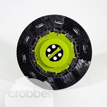 "Crobber Set Igel-Treibteller 12""   Y1203   Gesamtpaket"