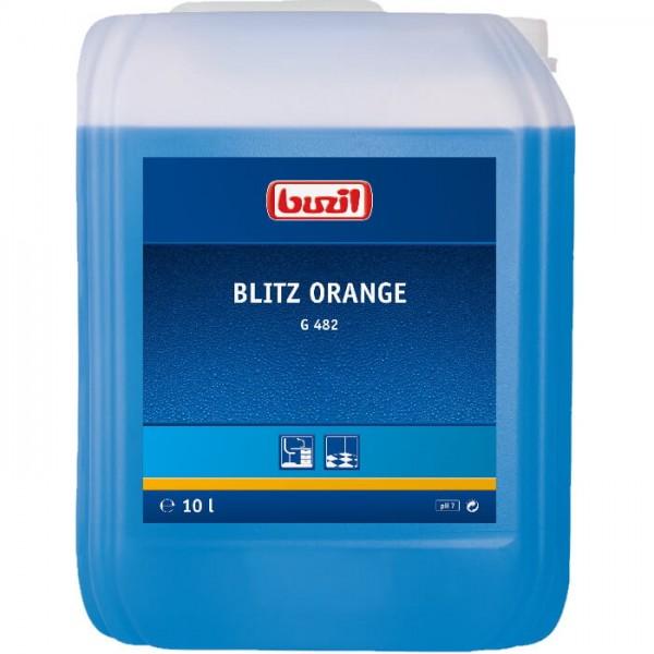 Buzil Blitz Orange G482 10l Reinigungsmittel
