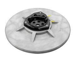 Tennant Treibteller für Pad für T7 Teller