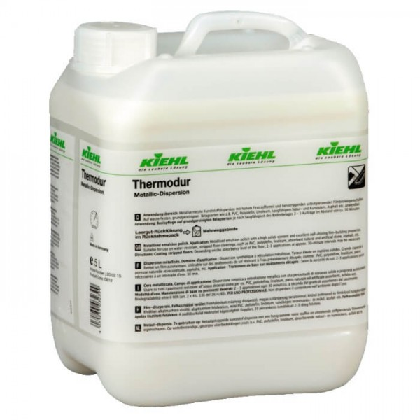 Kiehl Thermodur Metallic-Dispersion j200205 clendo shop luca reinigen reiniger sauber clean verschmutzung flecken entferner