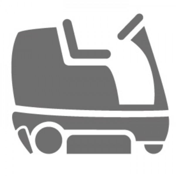 Crobber-System Wetrok Easyrider S90