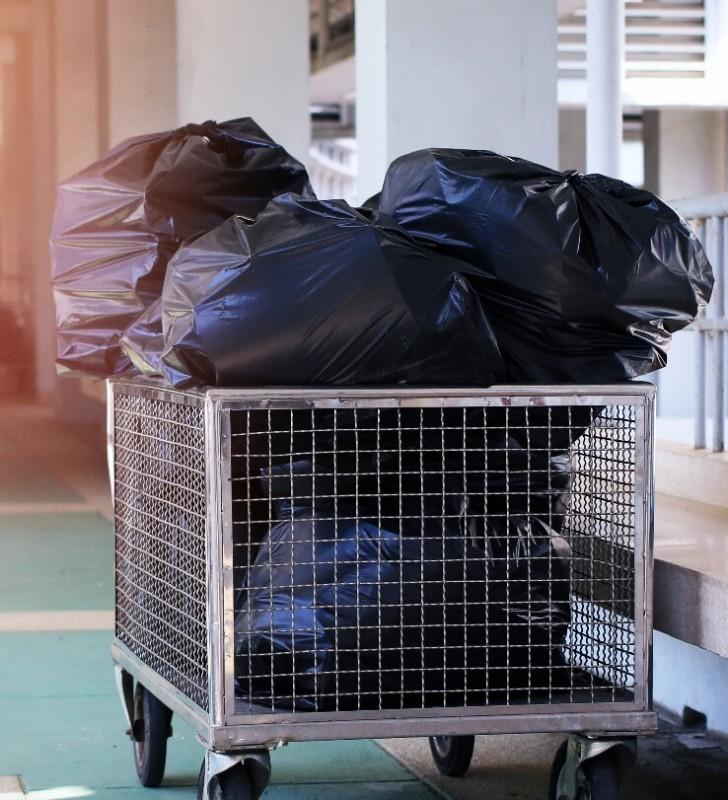 Abfalltüten, Müllbeutel & Säcke