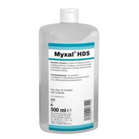 Physioderm Myxal HDS Antimikrobielle Waschlotion 500ml