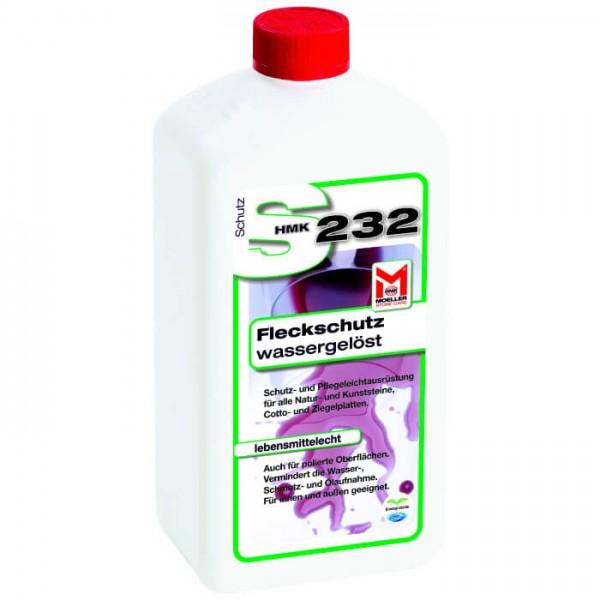 HMK S232 Fleckenschutz wassergelöst 1l