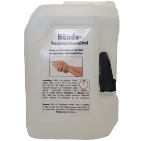 Sonax Händedesinfektionsmittel 5l