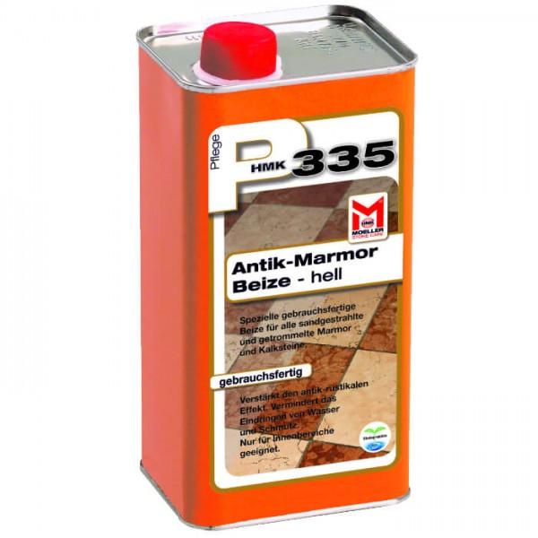 HMK P 335 Antik Marmorbeize - hell