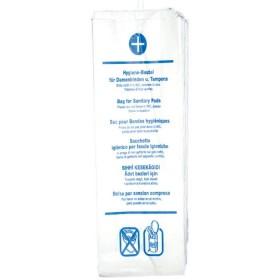 Franz Mensch Hygostar Hygienebeutel Papier 6-sprachig